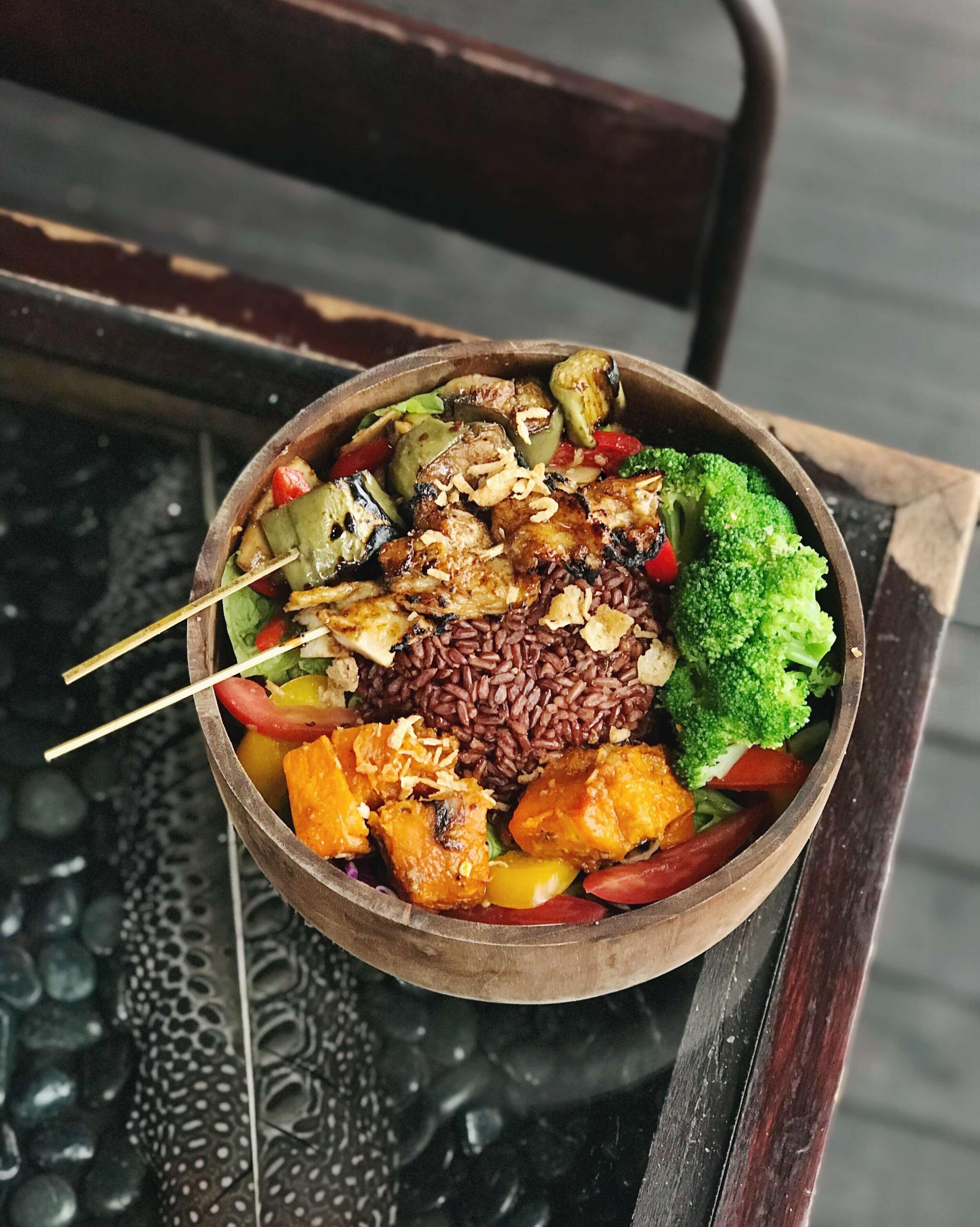 delicious healthy vegan recipe buddha bowl