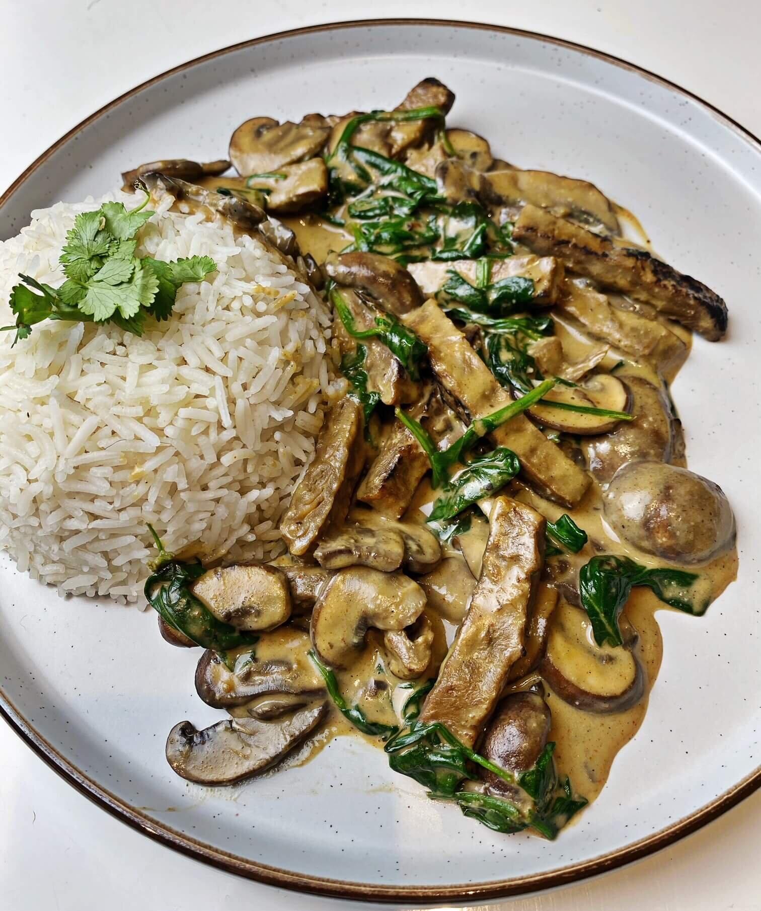 how to make vegan dinner