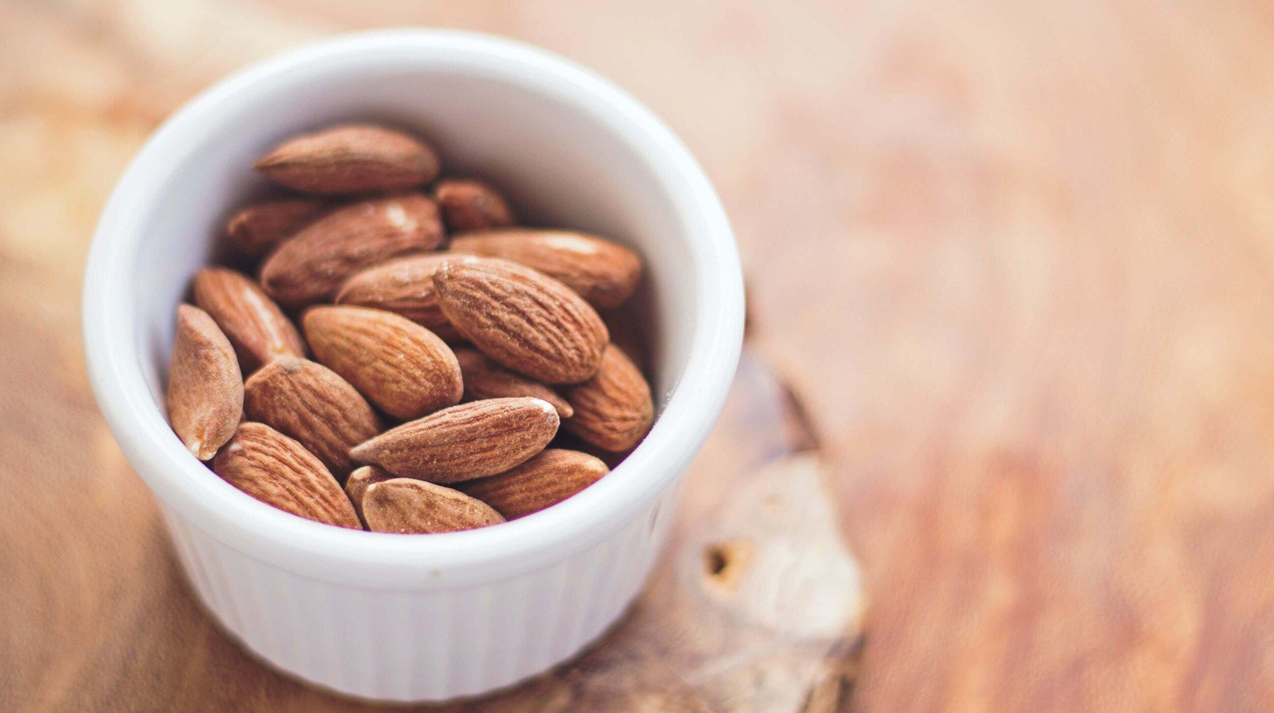 Healthy Organic Natural Nuts