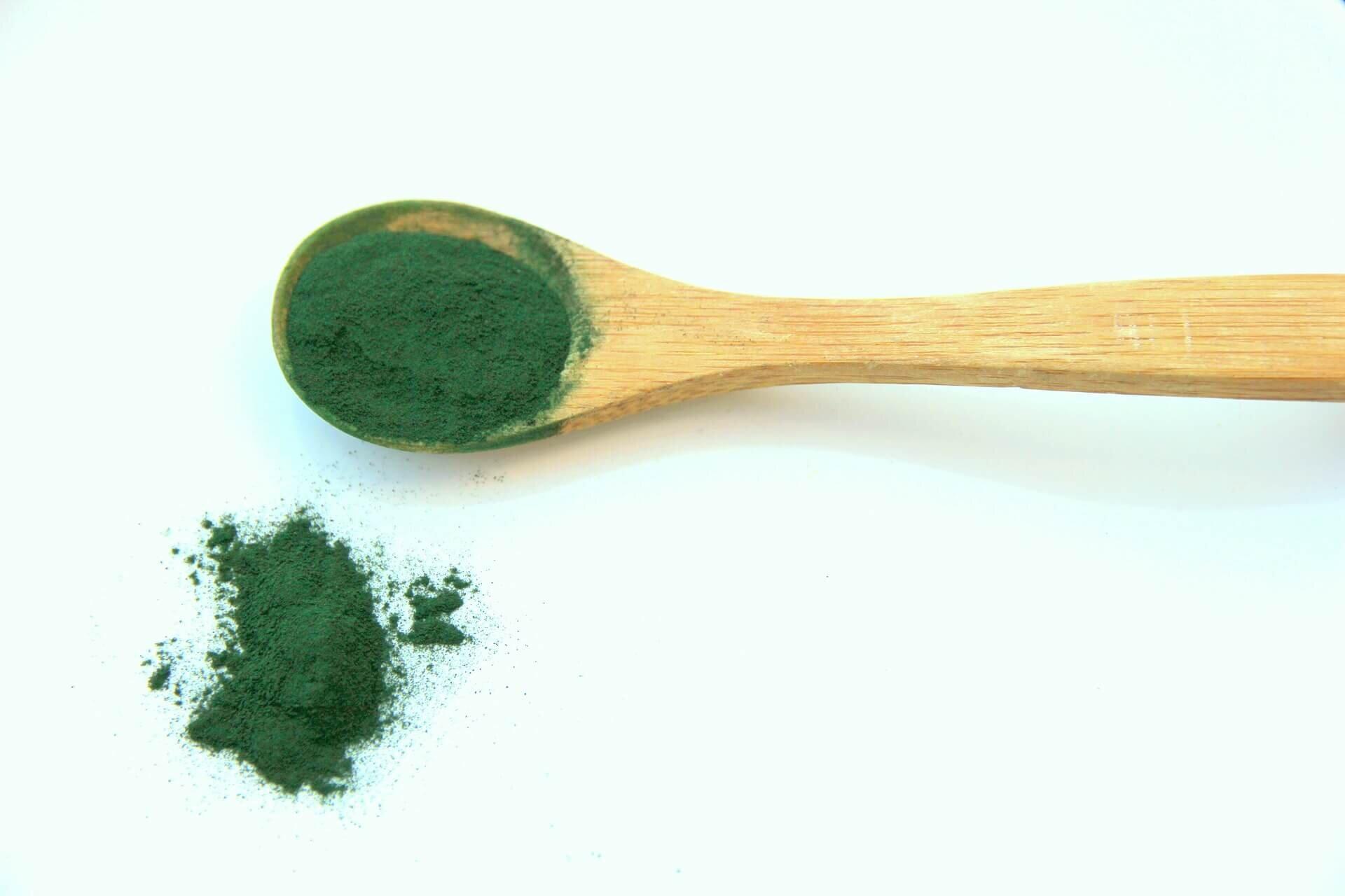 Organic Superfood Spirulina Powder