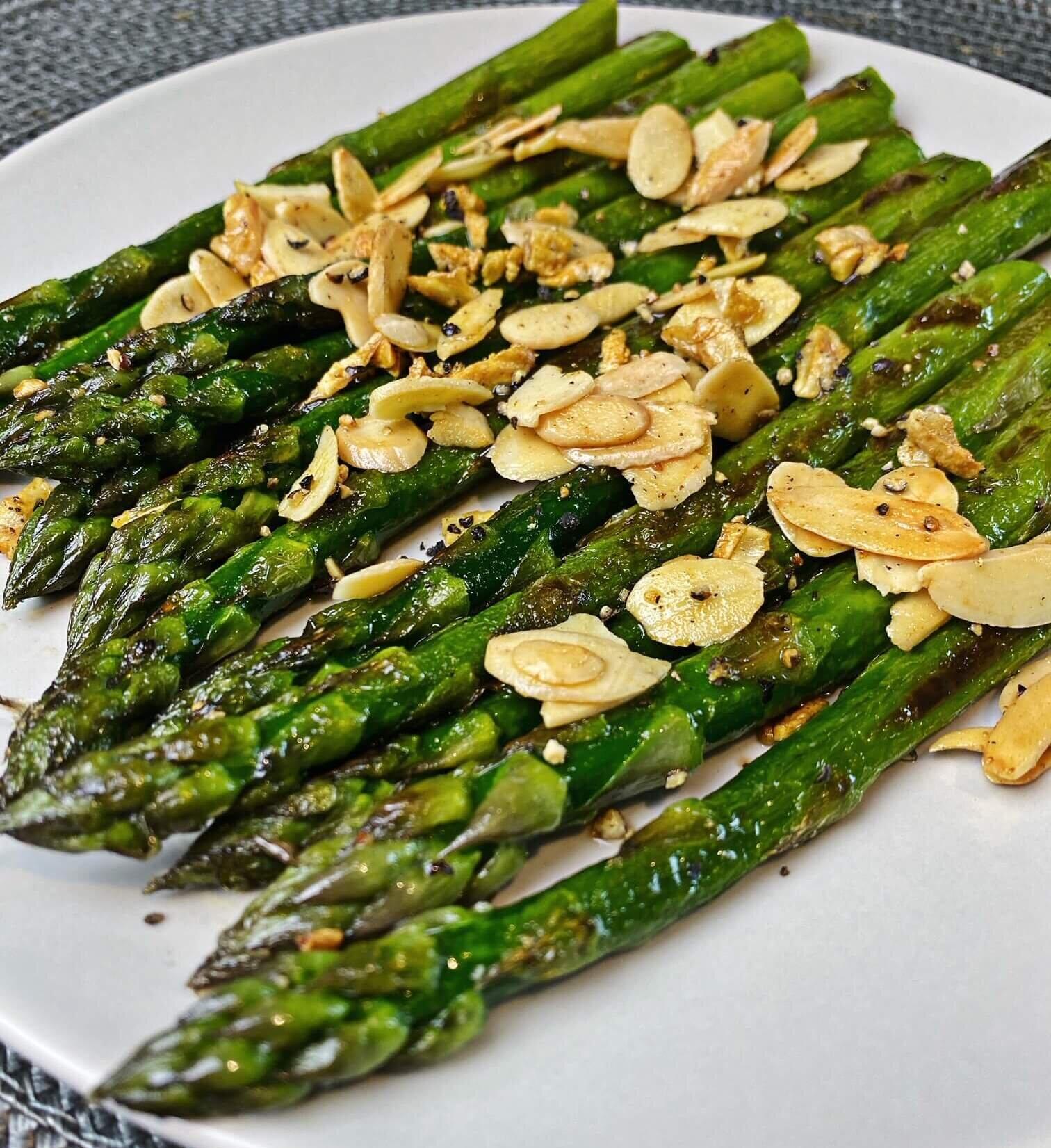 Best Sautéed Garlic Asparagus
