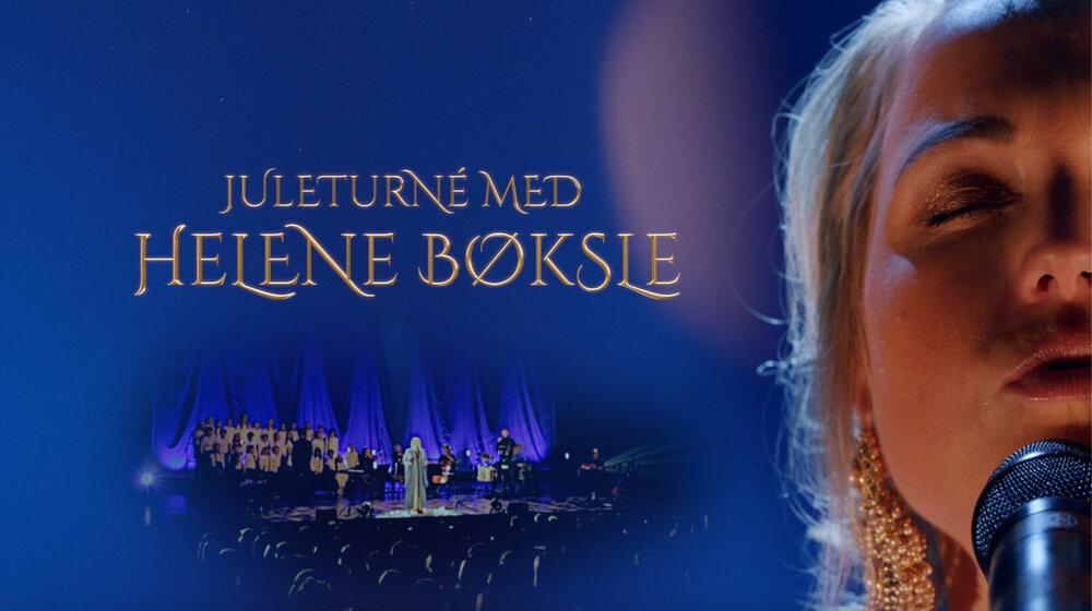 Helen Bøksle Julekonsert