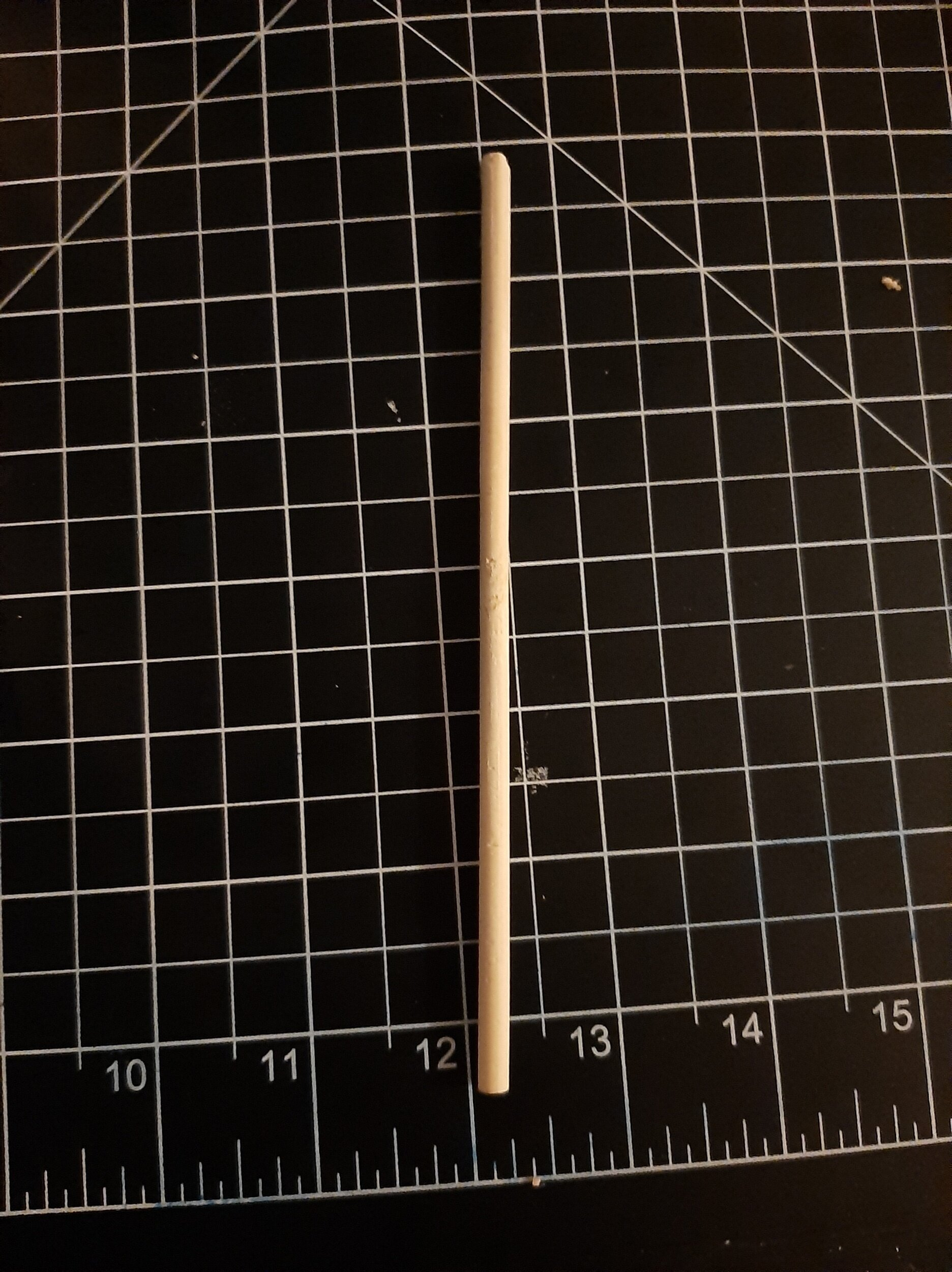Skewer cut to size