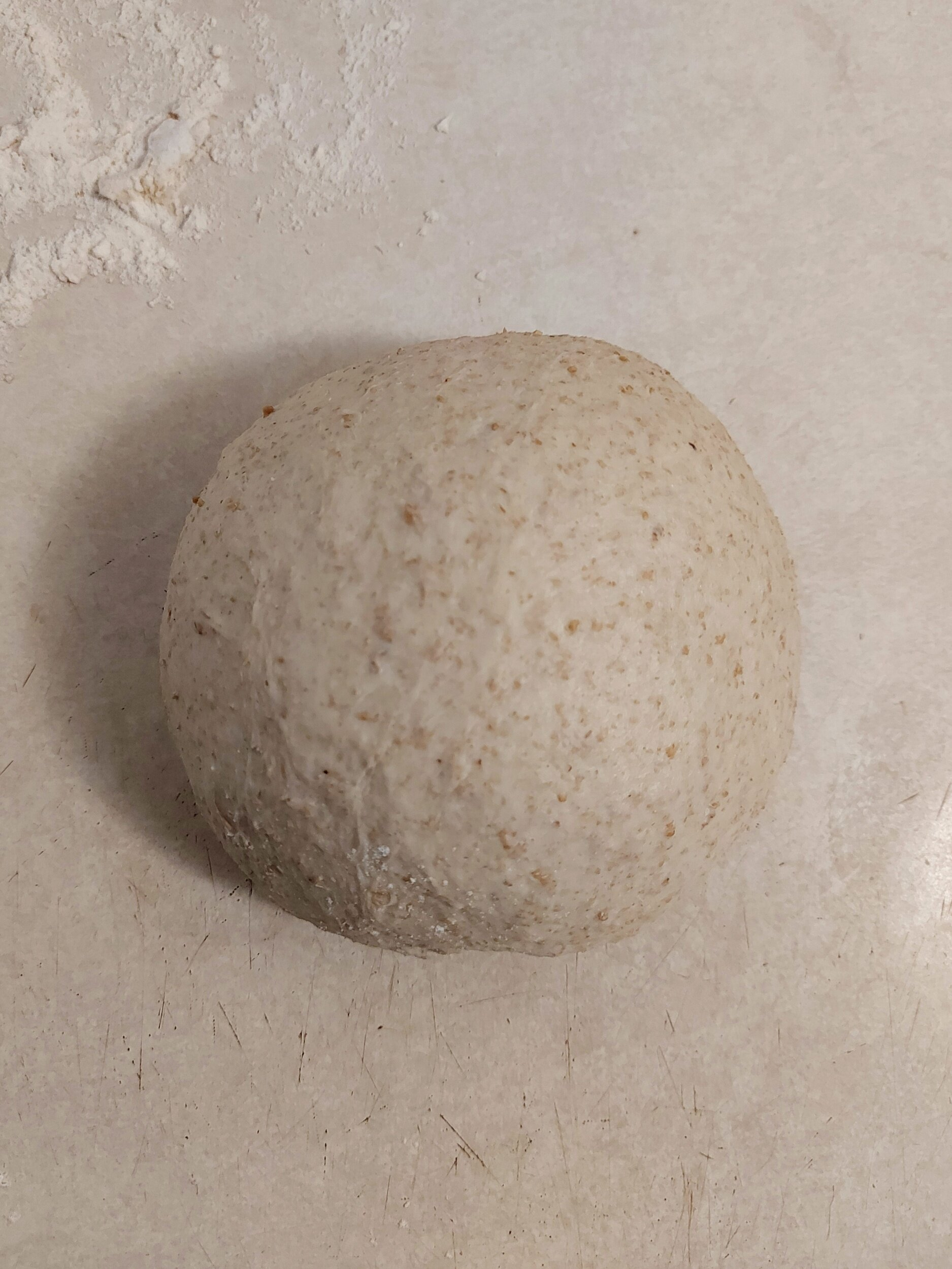 After Kneading