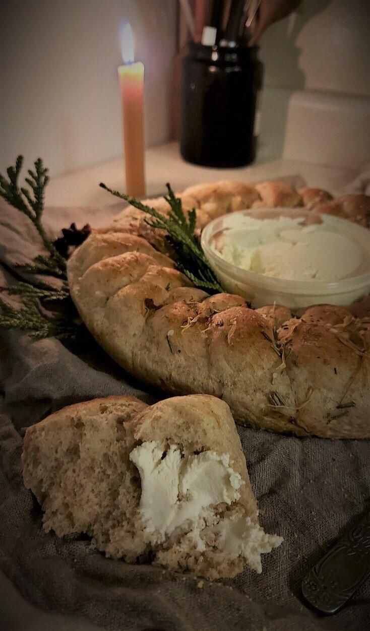 Imbolc Bread