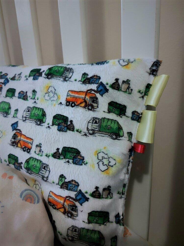 Custom Toddler Pillow