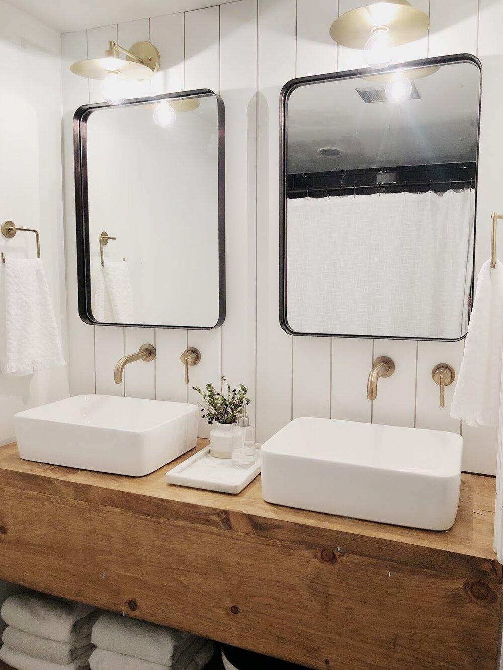 Delta Bathroom Remodel House Seven