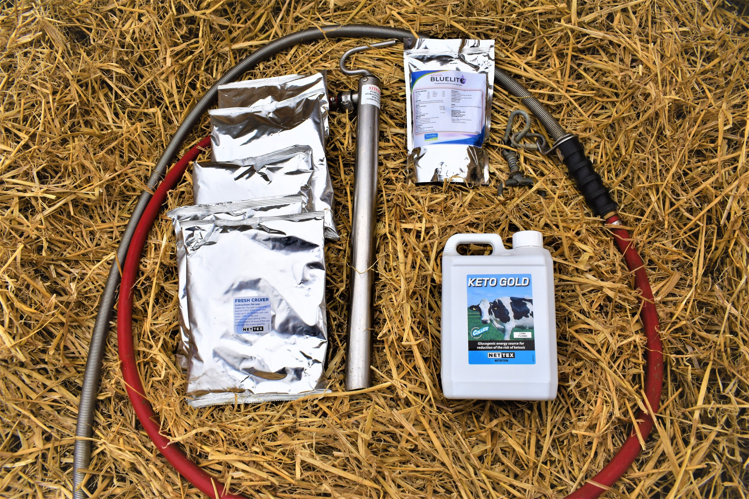 CHECK OUT OUR SHOP NOW FOR OUR COW FLUID PACK INCLUDES FREE VIDEO TRAINING