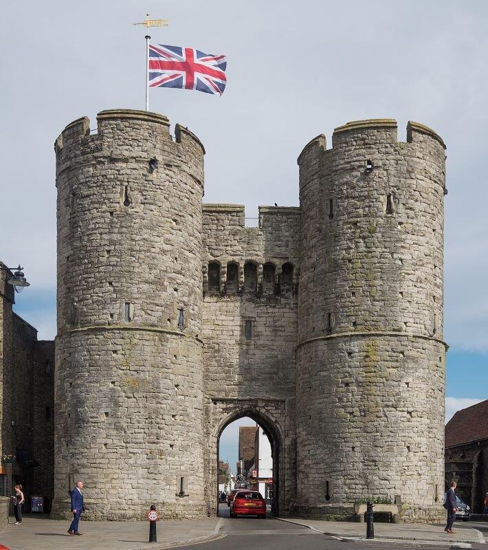 Westgate, Canterbury.  ( Photo Source )