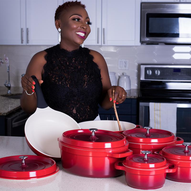 Mersi Cookware - Fobi NyamemereCalgary, AB(403) 472-1155mersicookware@gmail.com