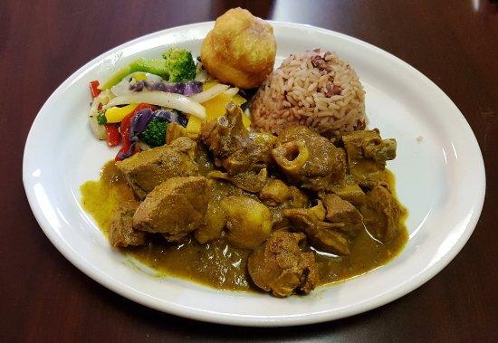 PGs Jamaican Restaurant - White Rock, BC
