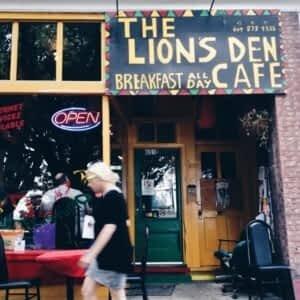 The Lion's Den Cafe - Vancouver, BCthelionsdencafe@gmaIl.com