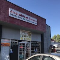 Alebi African Cuisine - Surrey, BC