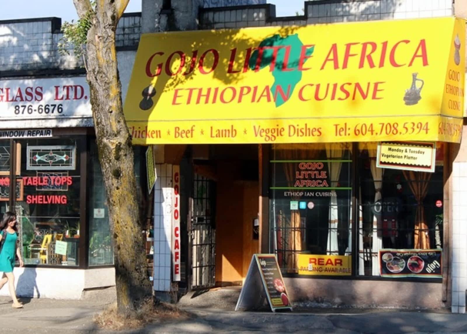 Gojo Cafe - Vancouver, BCgojocafe@gmail.com