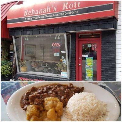 Rehaah's Roti Shop - Port Moody, BCrehanah@telus.net