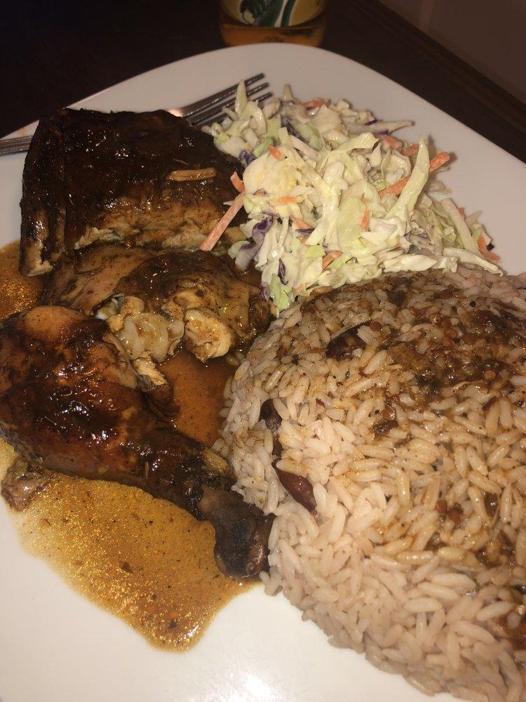 Big Jerkk Caribbean Food  - 10571 114 St. NWEdmonton, AB T5H 0R6 (780) 394-0768Mon - Fri: 11 AM - 9 PMSat: 11 AM - 12 AMSun: Closed