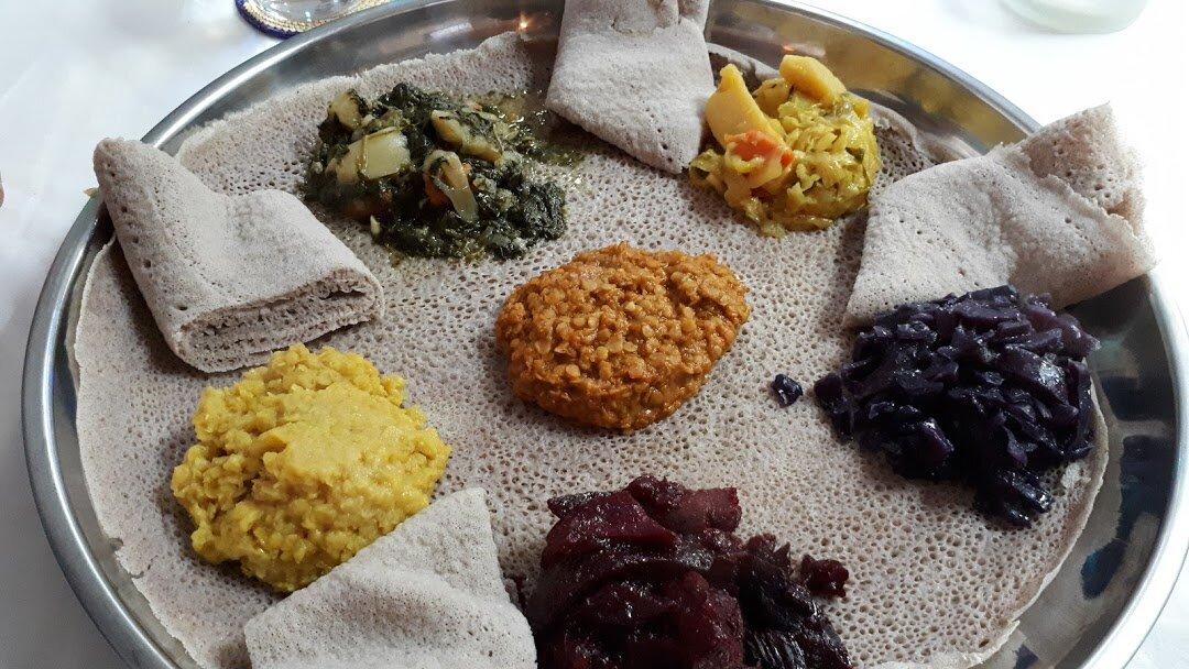 Walia Ethio Eritrean Restaurant - 10875-98st, Edmonton, AB T5H2P6(780) 516-1793