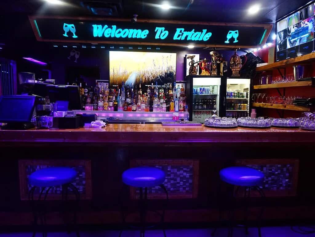 Ertale Lounge - 12424 118 Ave NW, Edmonton, AB T5L 2K4(587) 501-0907info@ertalelounge.com