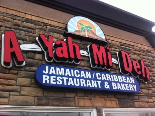 A Yah Mi Deh Restaurant - 4435 118 Ave NW, Edmonton, AB T5W 1A8(780) 479-1900