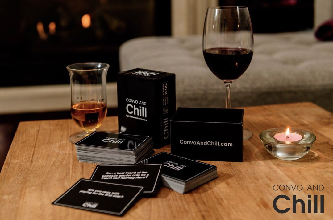 Convo and Chill  - Toronto, ONconvoandchill@gmail.com
