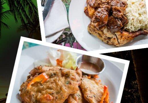 The Real Jerk Restaurant - 842 Gerrard St E, Toronto, ON M4M 1Y7 1016 Kingston Rd, Toronto, ON M4E 1T2TRJ Gerrard: (416) 463-6055 Beaches: (416) 690-8752