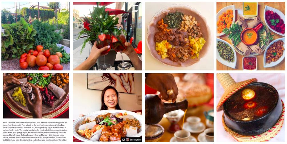 Pero Restaurant - Ruth Hagos812 Bloor St Toronto, ON(416) 915-7225info@selamtoronto.com