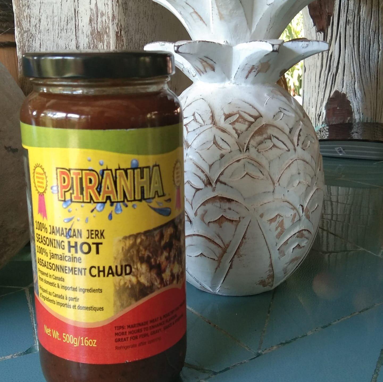 Piranha Seasonings - Mississauga, ON