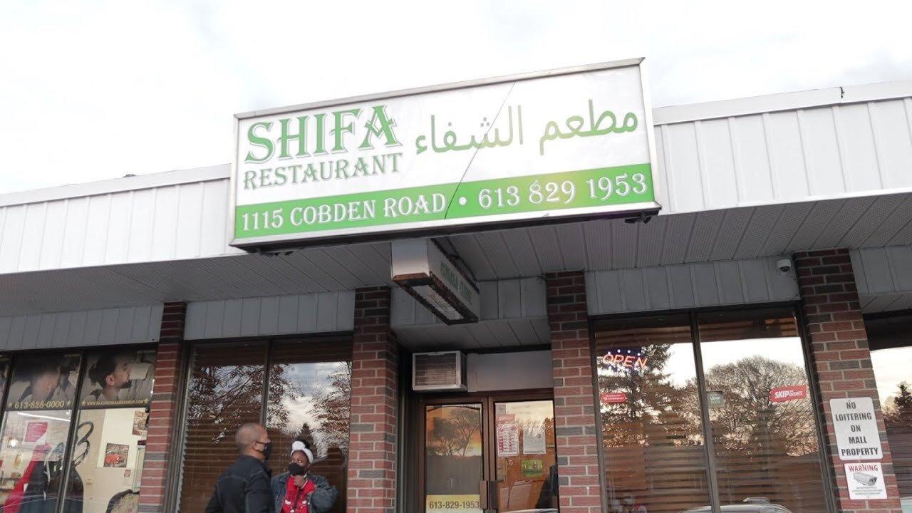 Shifa Restaurant - 1115 Cobden Road Ottawa, ON(613) 829-1953