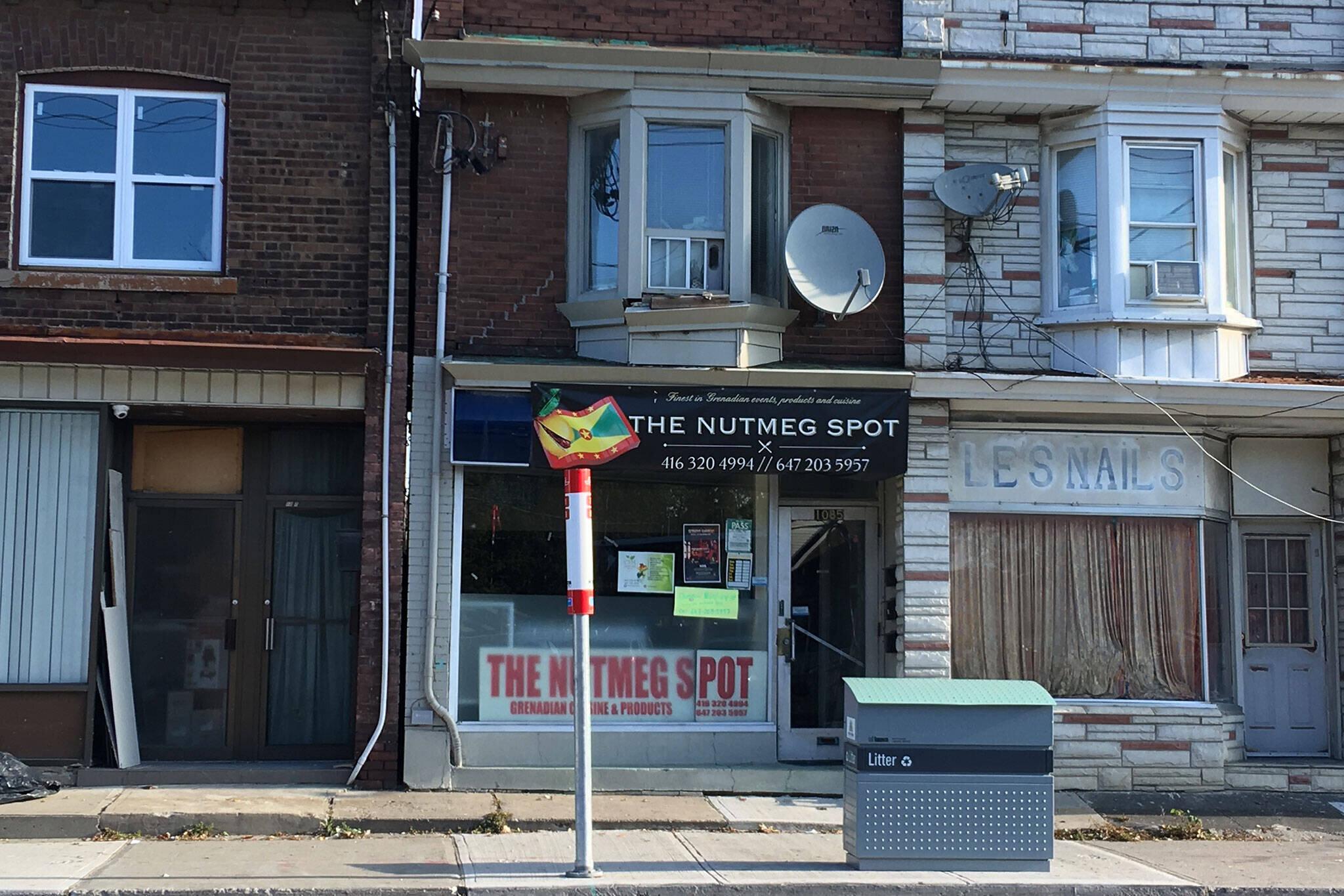 The Nutmeg Spot - 1085 Weston Rd, Toronto. ON.+1 (647) 203-5957thenutmegspot@gmail.com