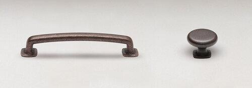 """B1128-OB: Belcastel  Antiqued Bronze 5"""" C-C"""