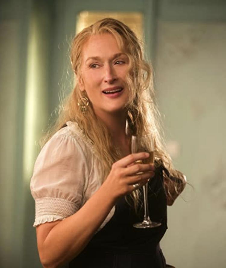 Meryl Streep   in  Mamma Mia! (2008)
