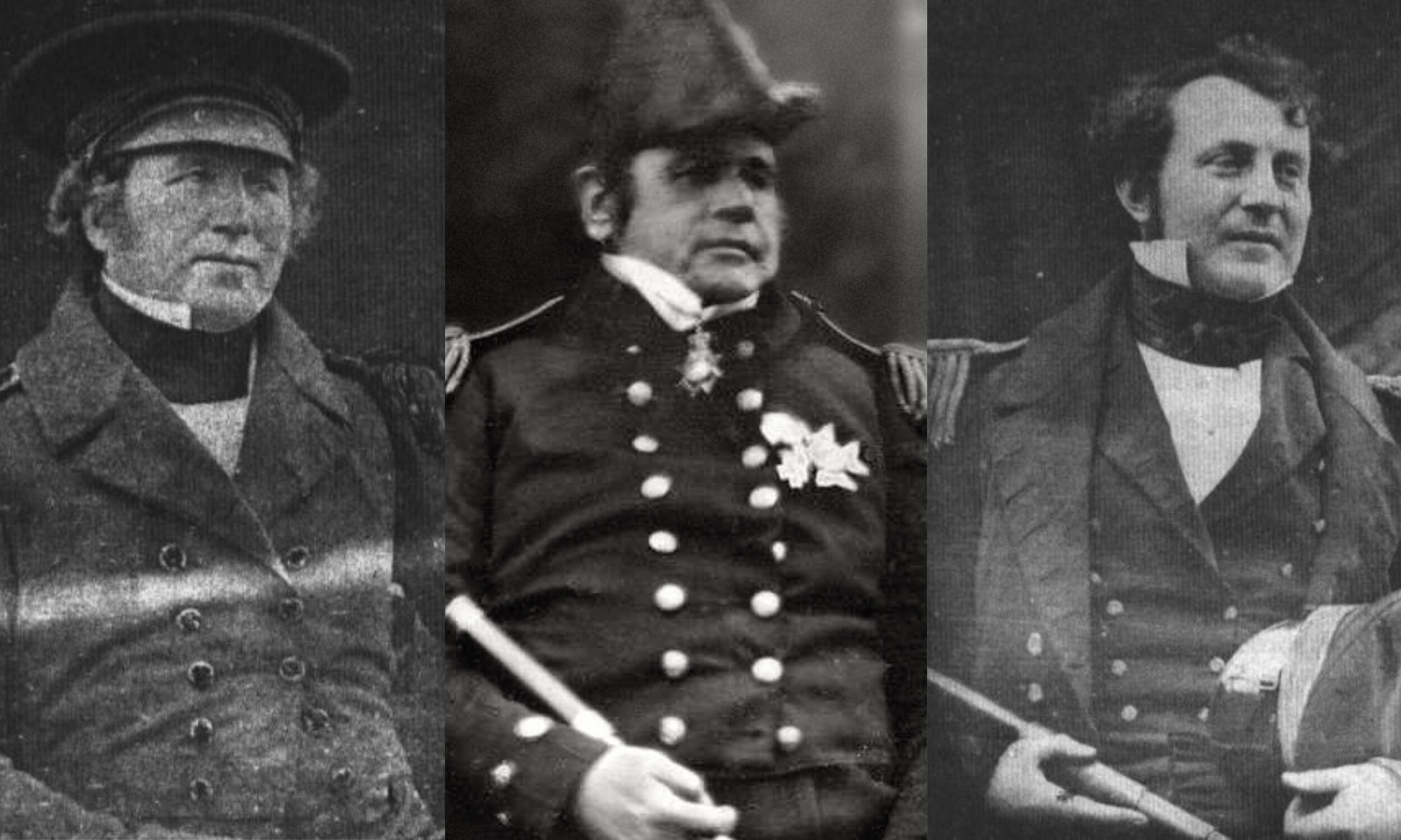 Scratching the Surface of the Doomed Franklin Expedition — The History  Corner