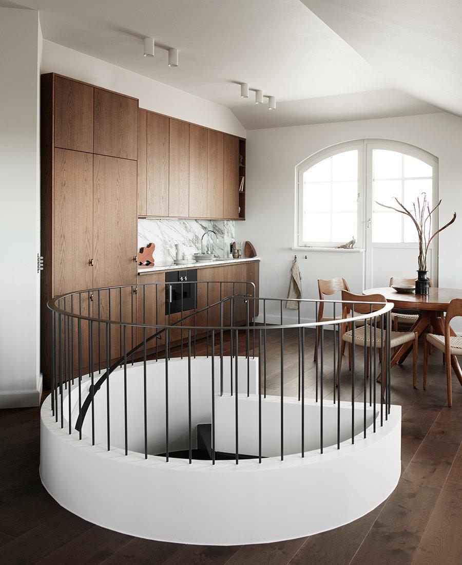 The Water Tower Kitchen Nordiska Kok