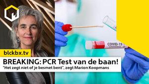 BREAKING: PCR Test van de baan!