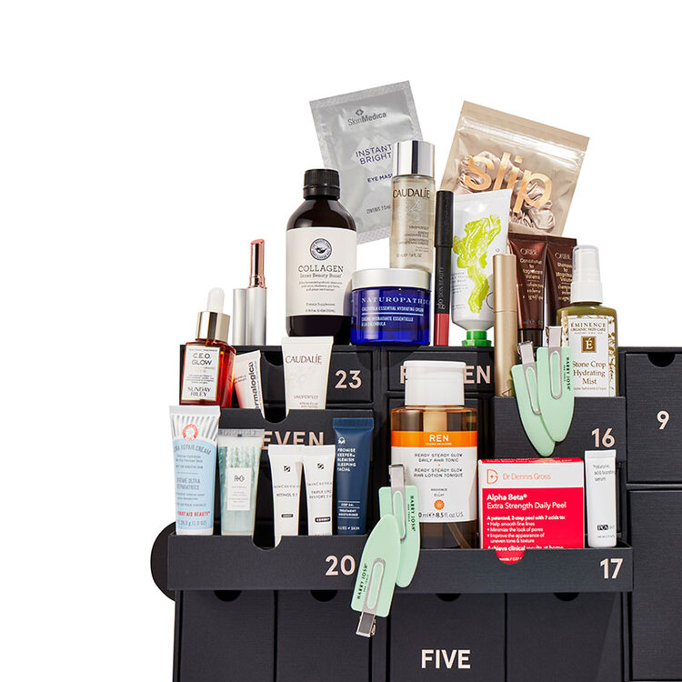 Dermstore Beauty Advent Calendar (24 piece)  $350- $516 value   free gift with purchase