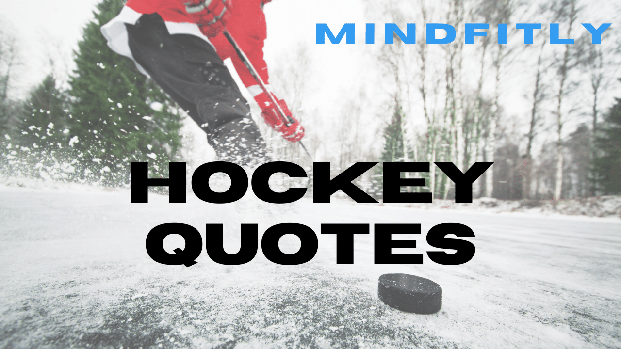 Hockey quotes about Top 100