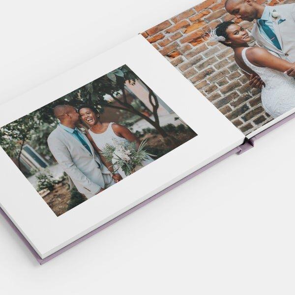 Wedding photo album design_Hannah Hutchins_