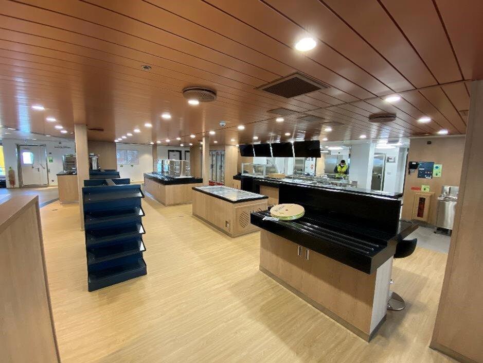 Tildelt verdens største elektriske båt - Norwegian Ship Design Company