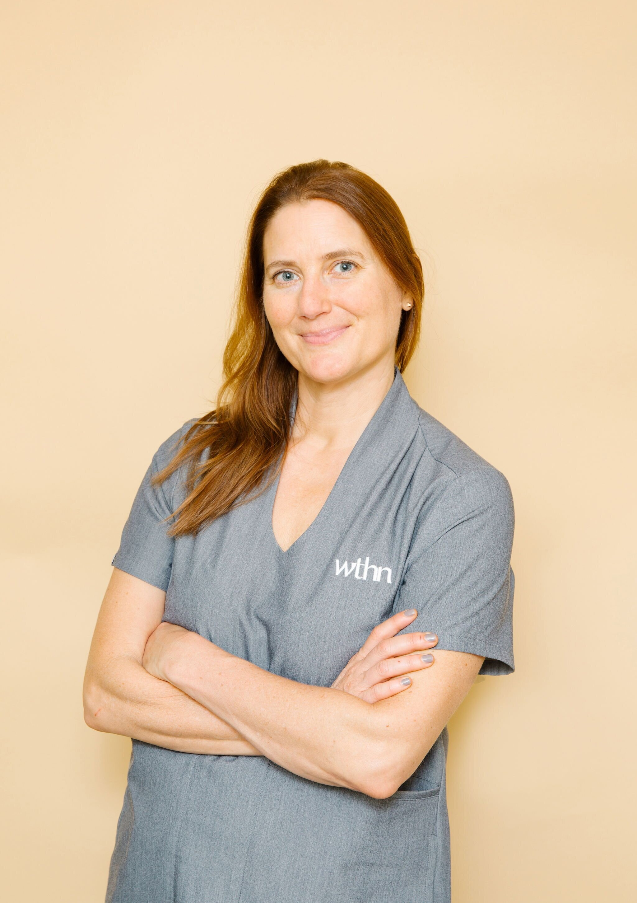 Dr. Shari Auth, Co-Founder, WTHN
