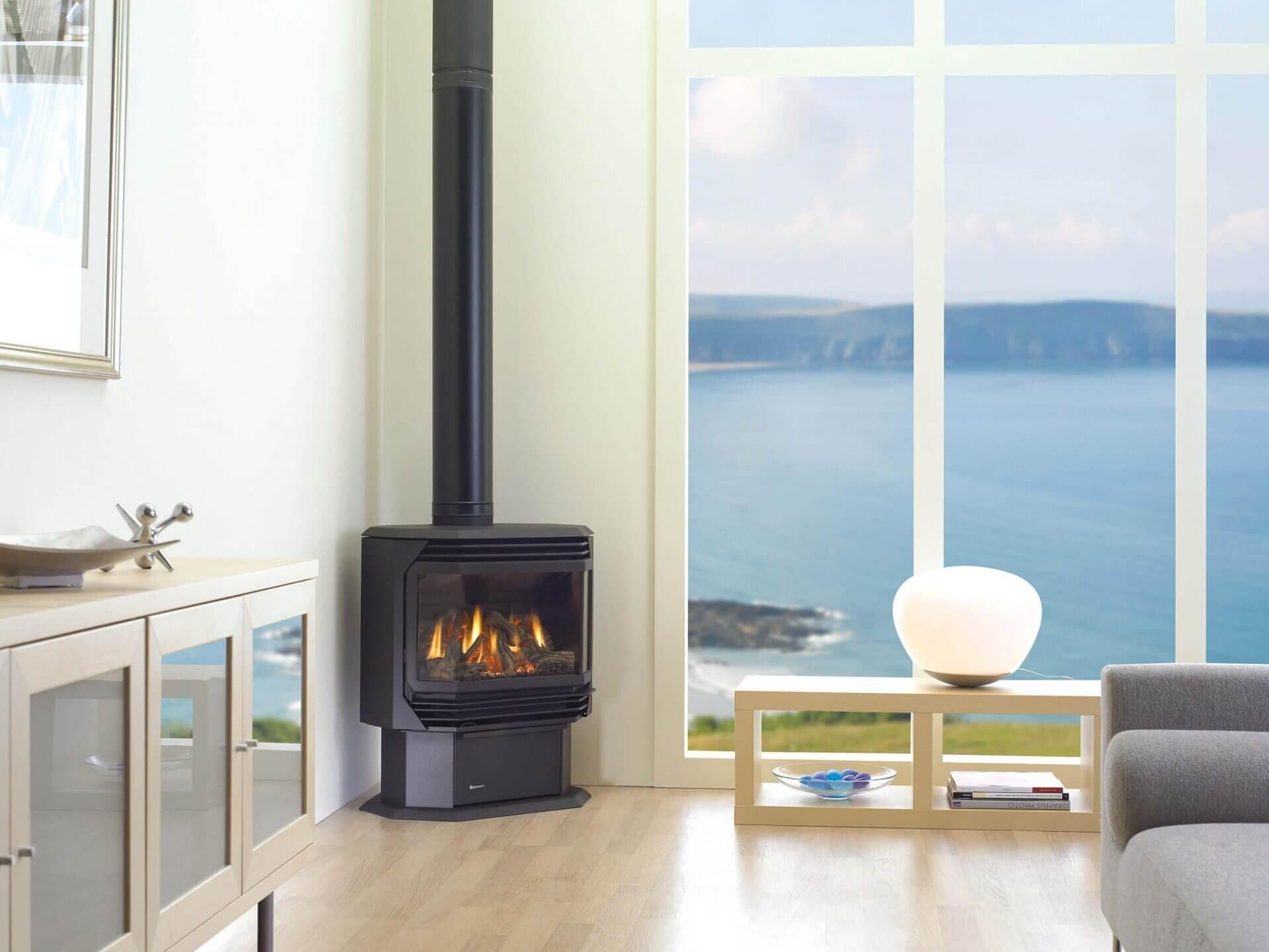 Gas Propane Fireplaces Regency Fireplaces Muskoka Ontario Tasso Lake