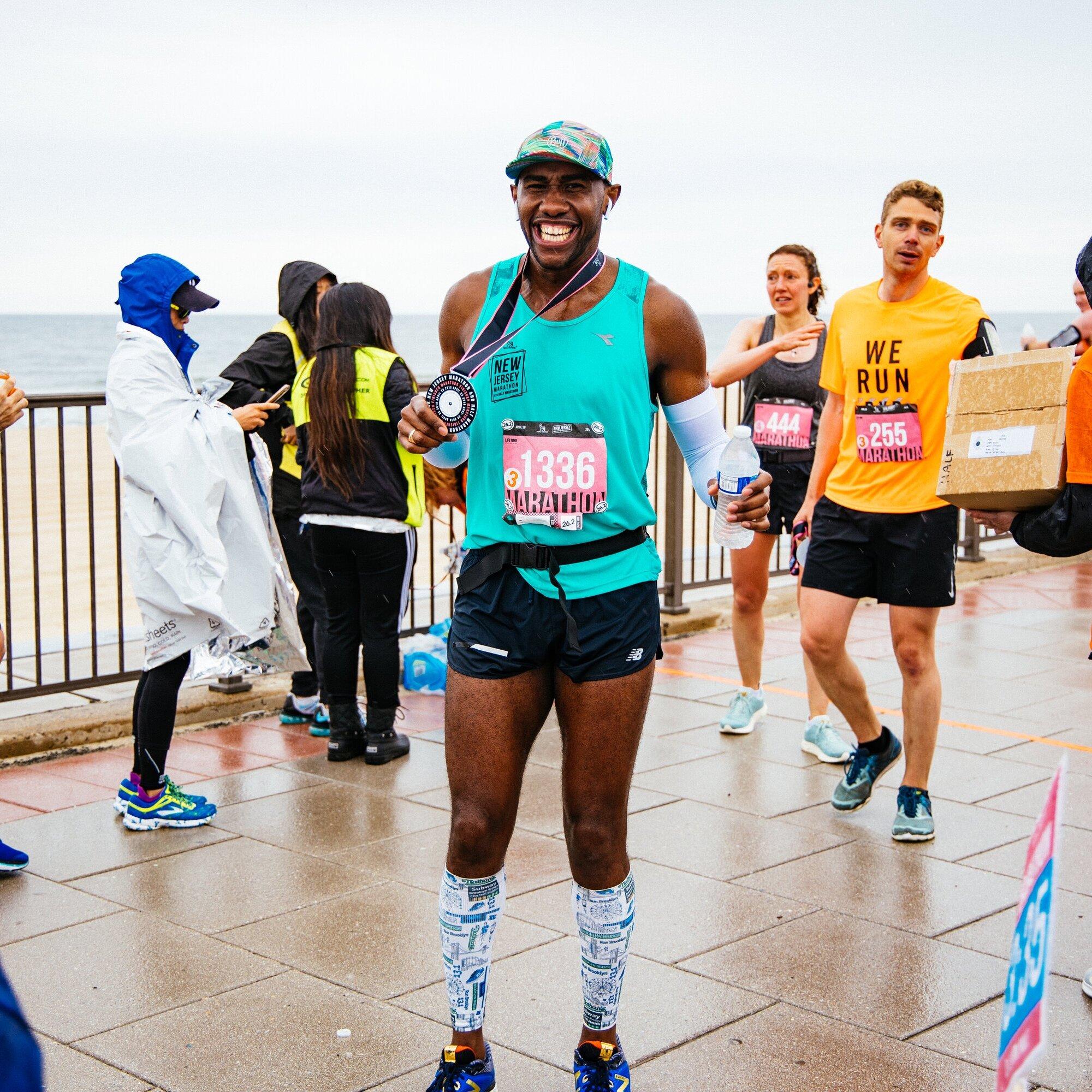 Marathon & Half — The Novo Nordisk New Jersey Marathon & Half Marathon