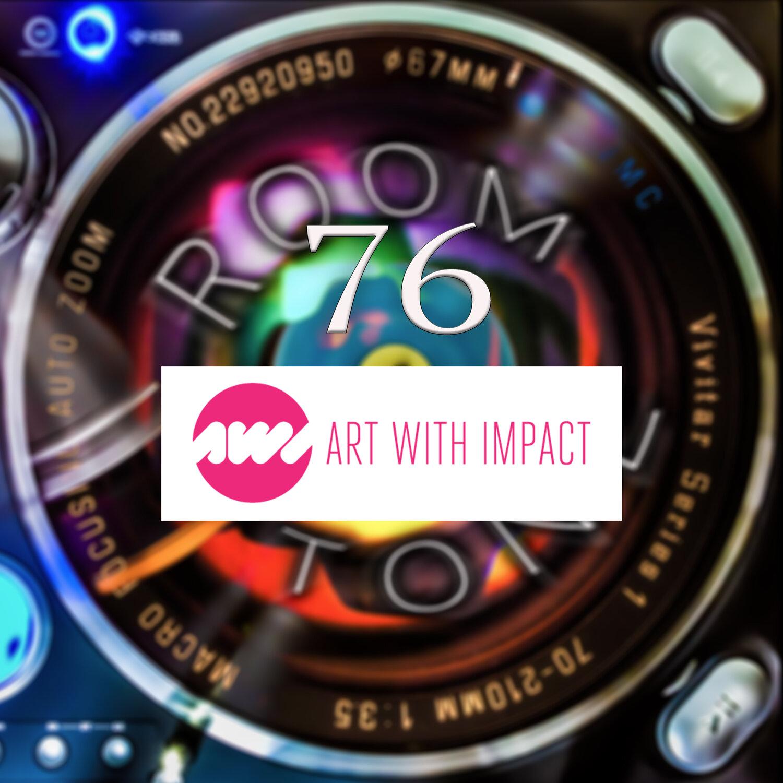 ROOM TONE Take 76 (Natalie Daley / Art with Impact)