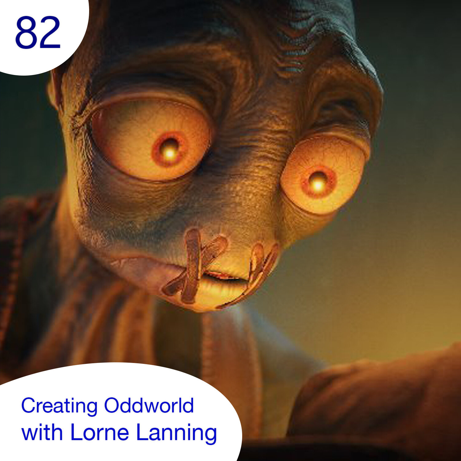 Creating Worlds for Meaningful Storytelling - with Lorne Lanning (Oddworld)