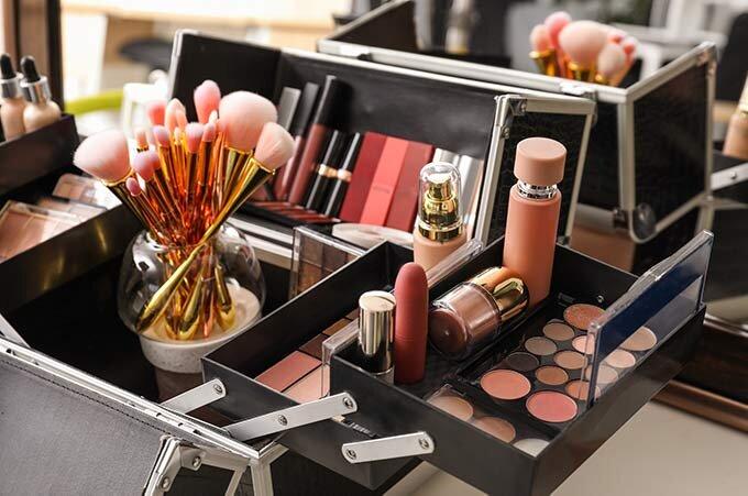 Edgy Makeup Saint Petersburg Mobile