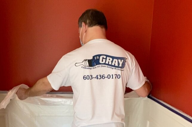 Join the F.A. Gray Team - F.A. Gray is always looking to add qualified, experienced and reliable painters to our team.Please fill out our form below to become a team member today.
