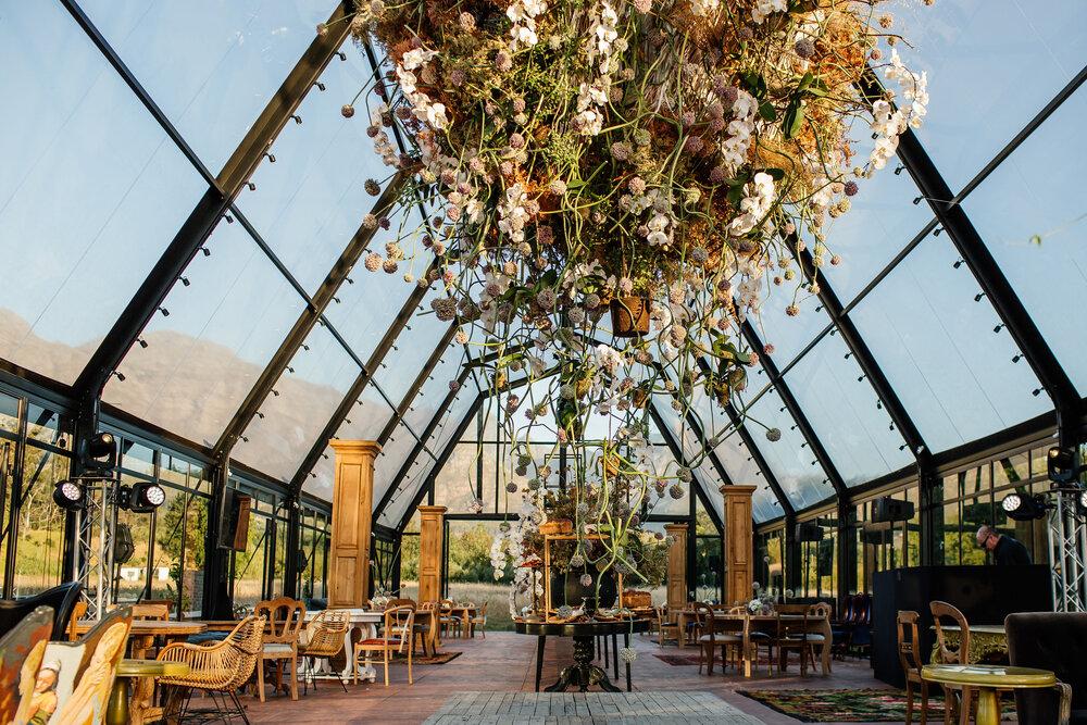 Blaauwklippen - Cape Town wedding planner