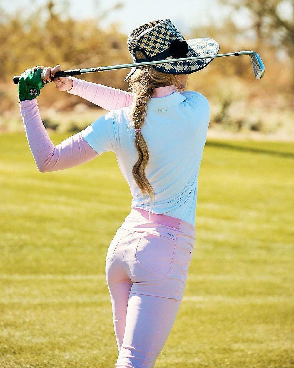 Kathryn Newton Golf