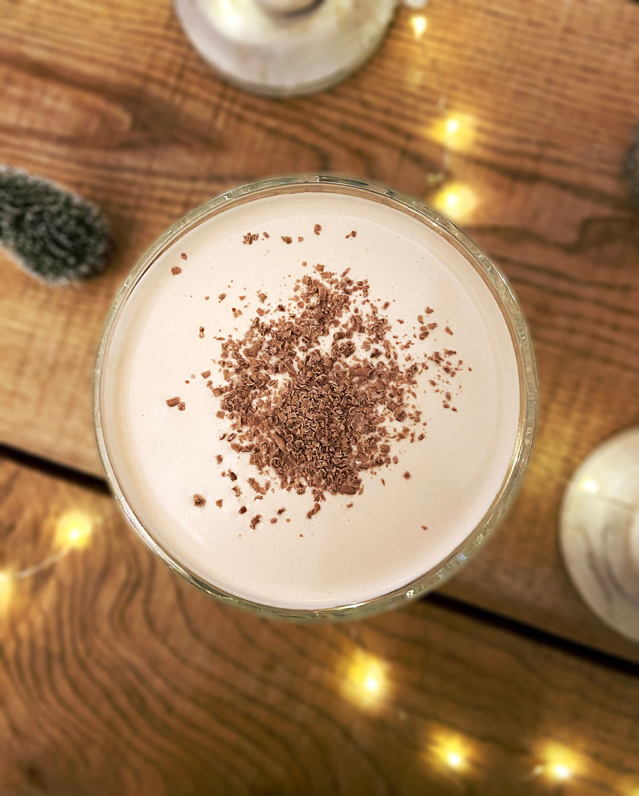Festive Cocktail Recipe A Classic Mudslide The Fizzy Pheasant