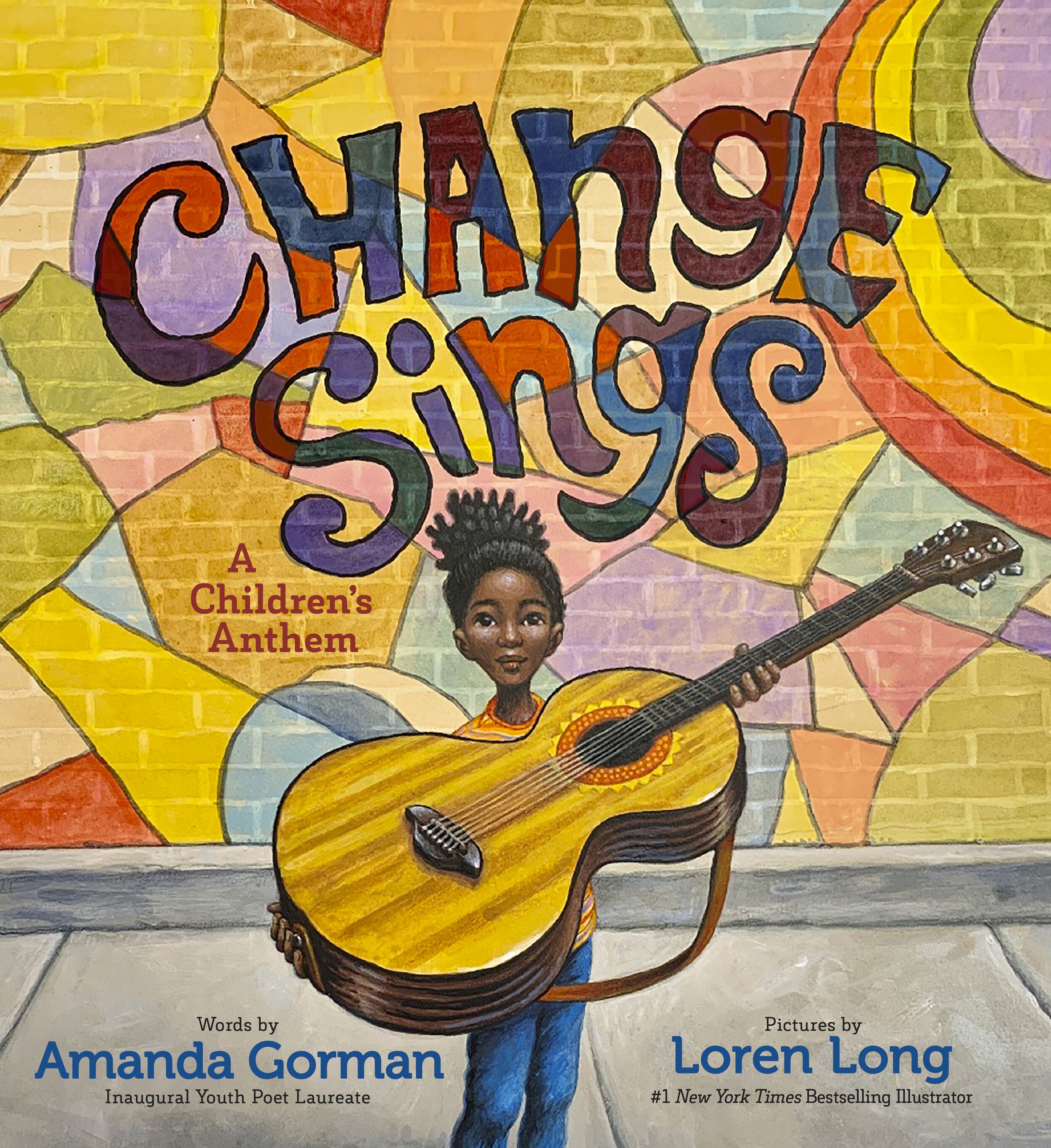 Change Sings  is brought to life by #1  New York Times  bestselling illustrator Loren Long, the artist behind Barack Obama's children's book  Of Thee I Sing: A Letter to My Daughters . Written as a children's anthem, Gorman's book reminds the newest generation that they have the power to shape the word with their actions and voices.