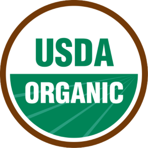 USDA Organic   The USDA Organic is the seal conferred by the United States Department of Agriculture (USDA).  Learn more .